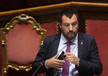 Kapitan statku ratującego migrantów pozwała Salviniego