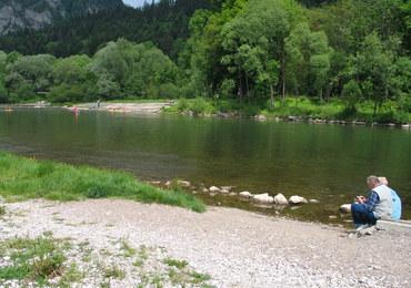 Tragedia w Małopolsce. 45-letni turysta utonął w Dunajcu