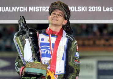 IMP na żużlu - czwarty tytuł Janusza Kołodzieja