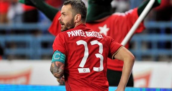 Paweł Brożek podpisał nowy kontrakt z Wisłą Kraków. Umowa będzie obowiązywać do 30 czerwca 2020 roku. 36-letni napastnik jest najbardziej utytułowanym aktywnym piłkarzem ekstraklasy.