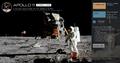 Apolloinrealtime - Misja Apollo 11 krok po kroku