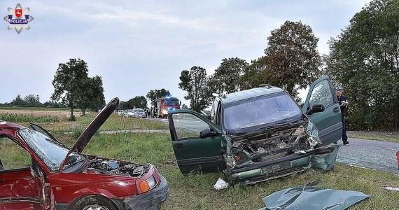 Tragiczny wypadek w miejscowości Horodyszcze w Lubelskiem. Na miejscu zginęła 14-letnia dziewczyna, a trzech nastolatków zostało rannych.