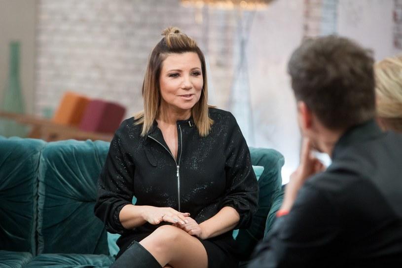 """Magda Femme, była wokalistka Ich Troje, zaprezentowała teledysk do jej najnowszego utworu pt. """"Słabo kłamiesz""""."""