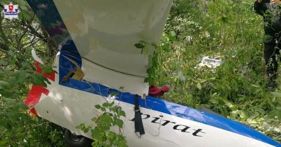 Zderzenie szybowców w pobliżu lotniska Aeroklubu Lubelskiego w Radawcu pod Lublinem. Jedna osoba została ranna.