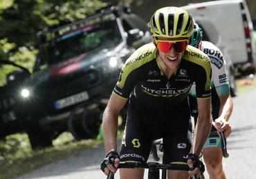 Tour de France: Pierwszy etap w Pirenejach dla Yatesa