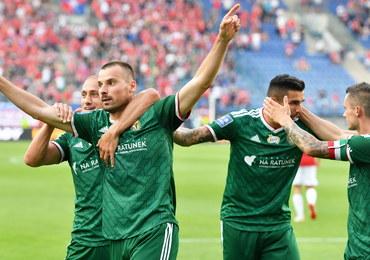 Ekstraklasa: Wisła Kraków przegrała ze Śląskiem Wrocław