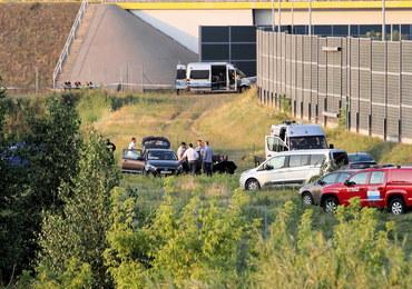 Policja: Ciało Dawida było ukryte w gęstej trawie