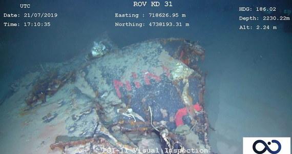 """Francuski okręt podwodny Minerwa, który zaginął w 1968 roku, został zlokalizowany przez ekipę poszukiwawczą. Taką informację przekazała na Twitterze minister ds. sił zbrojnych Francji Florence Parly. Odkrycie określiła jako """"ulgę i wyczyn techniczny""""."""