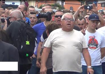 Po marszu równości w Białymstoku ustalono tożsamość 68 osób