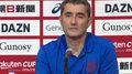 Ernesto Valverde o debiucie Griezmanna: