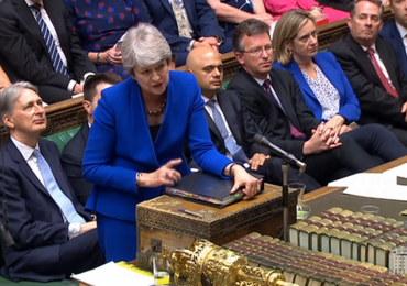 """Pożegnalne przemówienie brytyjskiej premier. """"Pozostanę szeregowym posłem"""""""
