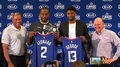 LA Clippers zaprezentowali Kawhiego Leonarda i Paula Georga. Wideo