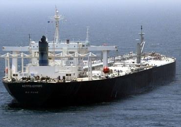 SBU zwolniła załogę rosyjskiego tankowca. Statek zatrzymała