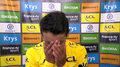 Tour de France. Młody kolarz popłakał się po zdobyciu żółtej koszulki. Wideo