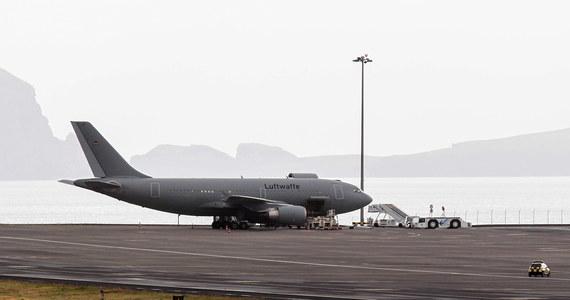 Z jednodniowym opóźnieniem udali się w niedzielę niemieccy żołnierze na Litwę na misję w ramach NATO. W sobotę ich plany pokrzyżowała usterka w silniku samolotu Airbus A310.