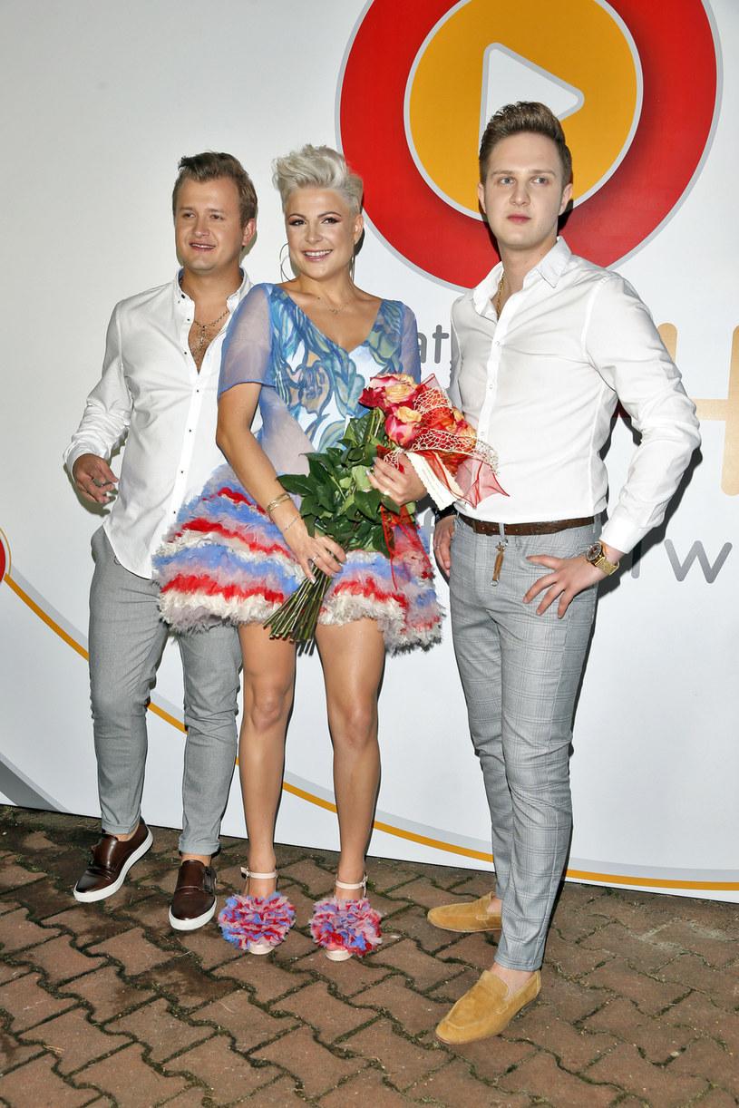 Współtworzący discopolową grupę Piękni i Młodzi Magdalena i Dawid Narożny, po niedawnym rozstaniu mają już nowych partnerów.