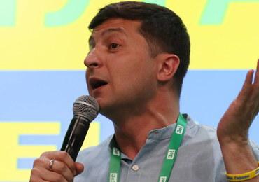 Partia Zełenskiego szkoli się przed przejęciem władzy w parlamencie