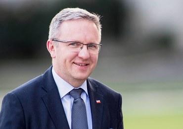 Stanowisko komisarza UE ds. obrony i bezpieczeństwa raczej nie dla Szczerskiego