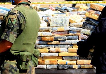 Ponad 220 kilogramów narkotyków na statku, na którym pływali Polacy