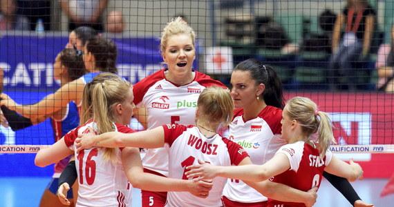 Polki pokonały we Wrocławiu Portoryko 3:0 (25:18, 30:28, 25:15) w swoim pierwszym meczu turnieju kwalifikacyjnego siatkarek do igrzysk olimpijskich Tokio 2020. We wcześniejszym spotkaniu Serbia ograła Tajlandię 3:0.