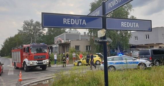 Staranowany samochód i strzały w powietrze - tak wyglądała akcja Centralnego Biura Śledczego Policji w Krakowie. Jak dowiedział się reporter RMF FM Grzegorz Kwolek, policjanci zatrzymali dwie osoby. Była to część większej akcji przeciwko przestępstwom narkotykowym w Małopolsce.