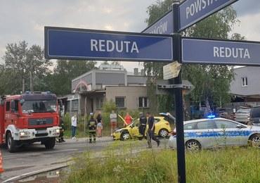 Akcja CBŚP w Krakowie. Dwie osoby zatrzymane