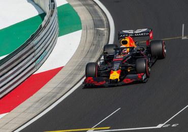 F1: Verstappen wygrywa kwalifikacje na Węgrzech. Kubica ostatni