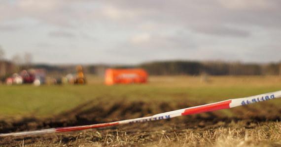 W pobliżu lotniska Chopina w Warszawie znaleziono ciało mężczyzny. Prokuratura będzie badać sprawę.