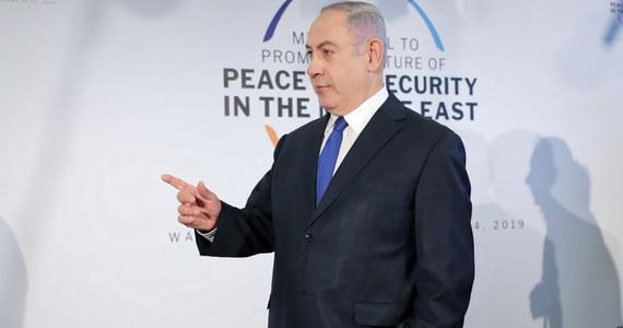 """Deputowani Knesetu z centroprawicowej partii Likud w opublikowanym w niedzielę piśmie zadeklarowali, że zaakceptują tylko lidera ugrupowania, obecnego premiera Benjamina Netanjahu jako kandydata na szefa rządu """"niezależnie od wyniku wyborów"""" parlamentarnych."""