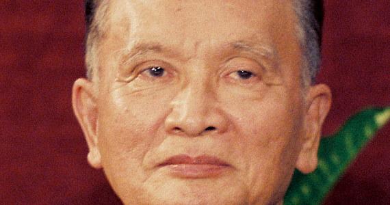 Nuon Chea, nazywany Bratem nr 2 reżimu Czerwonych Khmerów w Kambodży, zmarł w niedzielę w szpitalu w Phnom Penh w wieku 93 lat - poinformował trybunał ONZ, który skazał go na dożywocie za ludobójstwo i zbrodnie przeciwko ludzkości popełnione w latach 1975-1979.
