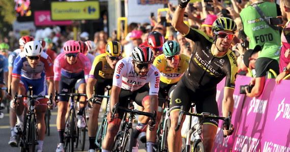 Słoweniec Luka Mezgec z ekipy Mitchelton-Scott wygrał drugi etap 76. Tour de Pologne, długości 153 km z Tarnowskich Gór do Katowic. Koszulkę lidera obronił trzeci na mecie Niemiec Pascal Ackermann (Bora-Hansgrohe).