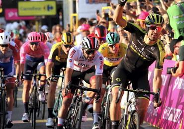 Tour de Pologne: Triumf Mezgeca w świątyni sprintu