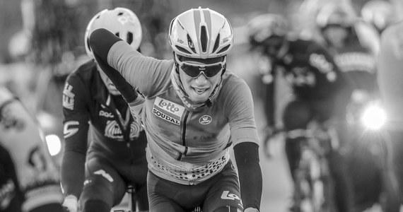 Bjorg Lambrecht - belgijski zawodnik ekipy Lotto Fix All - zmarł po wypadku na trasie trzeciego etapu Tour de Pologne - podał lekarz wyścigu dr Ryszard Wiśniewski. 22-latek uderzył w betonowy przepust.