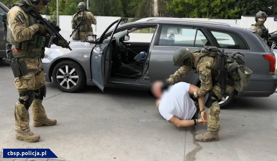 /CBŚP /Policja