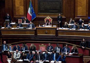 Włochy: Rozłam w koalicji rządowej. Będą przyspieszone wybory?