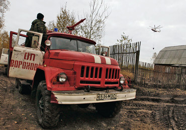 Wybuch na poligonie w Rosji. Nie żyją dwie osoby