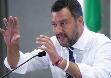 Kryzys rządowy we Włoszech. Liga Salviniego sugeruje wybory