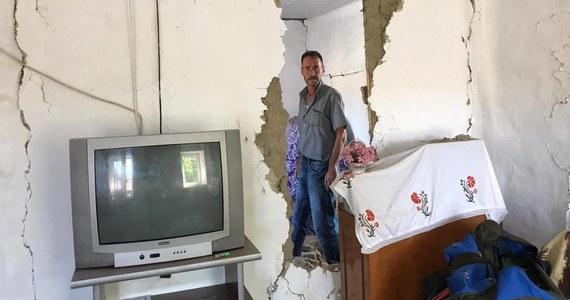 Trzęsienie ziemi o magnitudzie 6,0 nawiedziło w czwartek po południu zachodnią część Turcji. Agencja AP informuje o zniszczonych budynkach i co najmniej 23 osobach rannych.