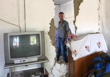 """Silne trzęsienie ziemi w Turcji. """"Dachy się zawaliły, domy zniszczone"""""""