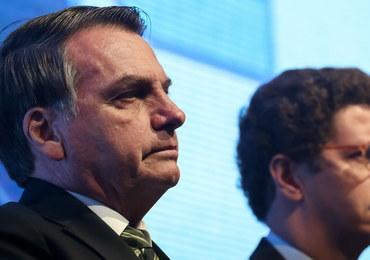 """Bolsonaro nazwał odpowiedzialnego za tortury """"bohaterem narodowym"""""""