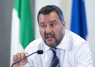 """Salvini na premiera? """"Pytam Włochów, czy chcą dać mi pełnię uprawnień, by zrobić to co należy"""""""