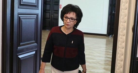Elżbieta Witek – szefowa MSWiA – ma zostać nowym marszałkiem Sejmu. Tak wynika z nieoficjalnych ustaleń reporterów RMF FM.