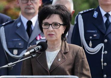 Elżbieta Witek odwołana ze składu Rady Ministrów