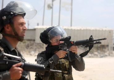 Uzbrojeni Palestyńczycy zastrzeleni na granicy ze Strefą Gazy