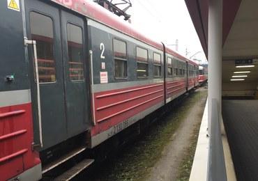 Tragiczny wypadek w świętokrzyskim. Kobieta zginęła pod kołami pociągu