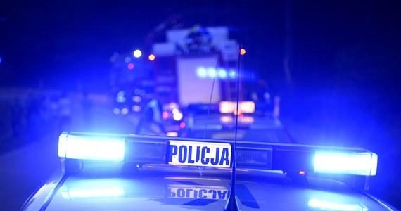 Do śmiertelnego wypadku doszło niedaleko Góry Kalwarii. Motocyklista zderzył się z łosiem. Kierowca motocykla zginął. Zderzenia nie przeżyło również zwierzę.