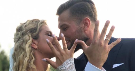 Zofia Zborowska i Andrzej Wrona są już po ślubie! Para poinformowała o tym na swoich profilach społecznościowych.