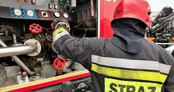 Minionej doby strażacy interweniowali 415 razy, w związku z usuwaniem skutków zdarzeń atmosferycznych - poinformował w środę rzecznik komendanta głównego PSP st. bryg. Paweł Frątczak.