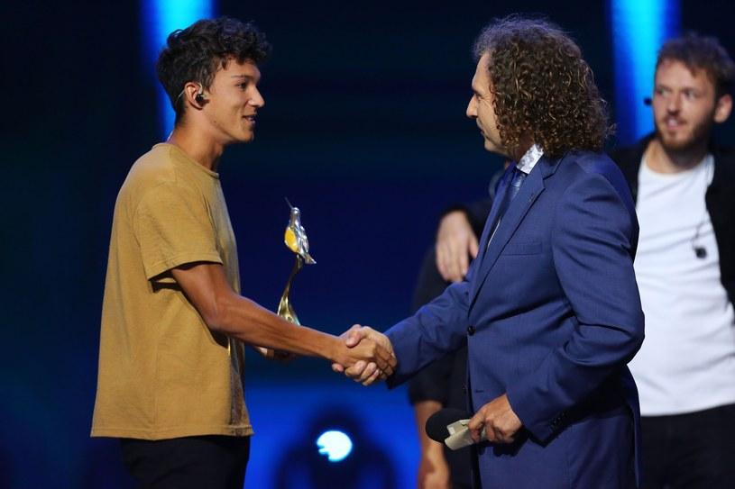 """Laureatem konkursu o Bursztynowego Słowika podczas Top Of The Top Sopot Festival 2019 został reprezentujący Szwecję wokalista Frans z przebojem """"If I Were Sorry""""."""