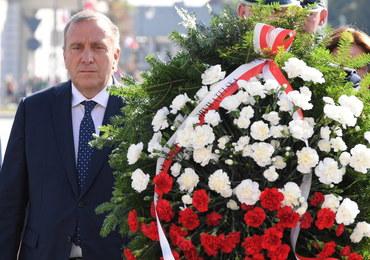 Schetyna: Niegodne i nieprzyzwoite traktowanie Wojska Polskiego